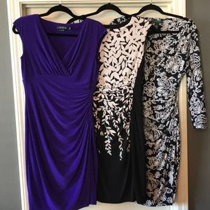Ralph Lauren Dress Bundle